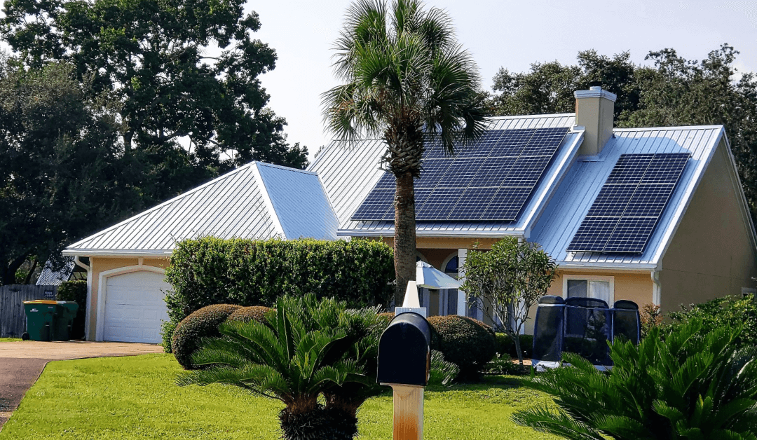 solar panel roof in Florida