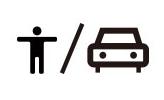 Human/Vehicle Shape Detection